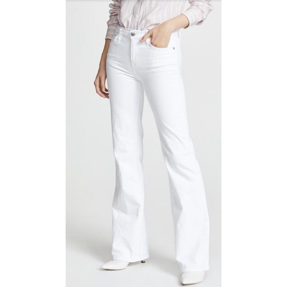 Current/Elliott Denim - Current/Elliott the Jarvis Flare Jeans